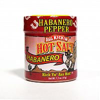 Ass Kickin' Hot Salt Habanero
