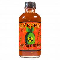 Da Bomb Ghost Pepper Hot Sauce 22,800 SHU