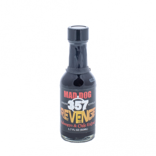 Mad Dog Revenge Habanero and Chile Extract
