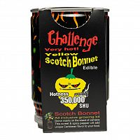 Challenge Yellow Scotch Bonnet Pepper Plant