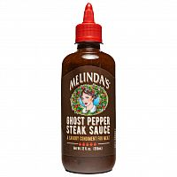 Melinda's Ghost Pepper Steak Hot Sauce