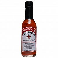 Gwendolyn Louisiana Red Hot Pepper Sauce