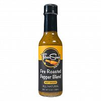 FrescoSauce Fire Roasted Pepper Blend Hot Sauce