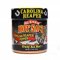 Ass Kickin' Hot Salt Carolina Reaper Pepper