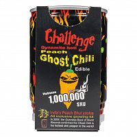 Challenge Peach Ghost Chili Pepper Plant