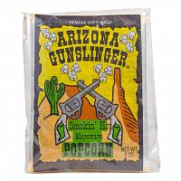 Arizona Gunslinger Smokin' Hot Microwave Popcorn