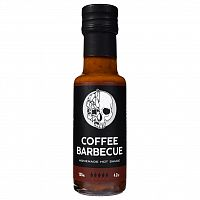 Napalm Farm Coffee Barbecue Hot Sauce