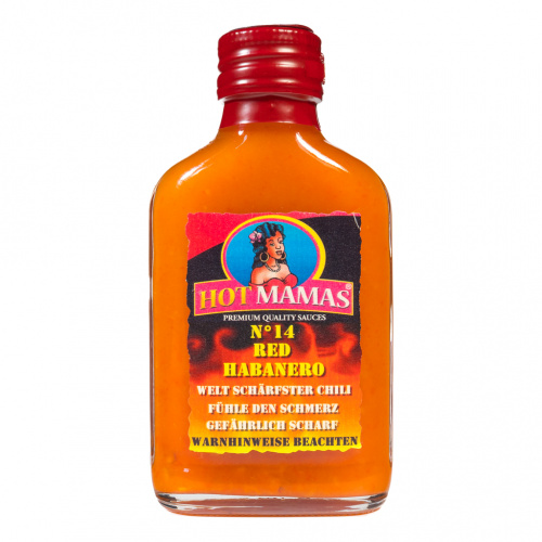 Hot Mamas №14 Red Habanero