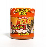 Ass Kickin' Hot Salt Arizona BBQ