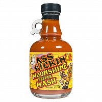 Ass Kickin' Moonshine Pepper Mash Hot Sauce