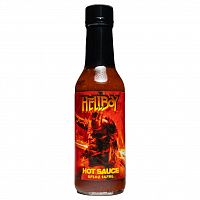 Hellfire Hellboy Legendary AF Hot Sauce