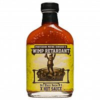 Wimp Retardent Hot Sauce