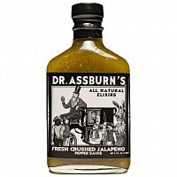 Dr. Assburn's Fresh Crushed Jalapeno Hot Sauce